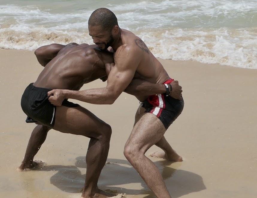 Khrsi Yass wrestling